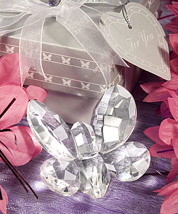 Crystal Glass Favours